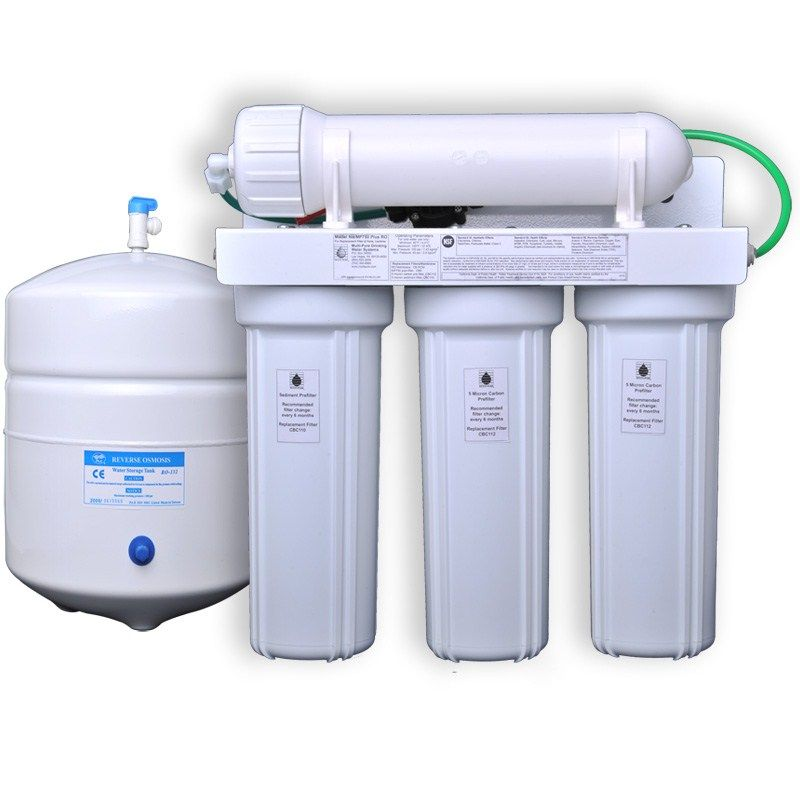 Drinking Water Systems Reverse Osmosis Mp750 Plus Ro